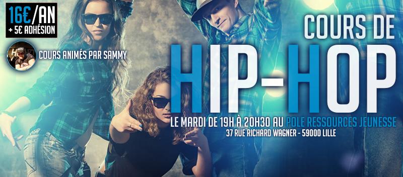 Cours de Hip-Hop