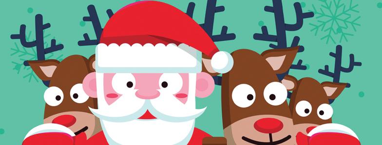 3/17 ans : Le planning des vacances de Noël